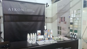 AIKON showroom - specialized for derma diagnostics.